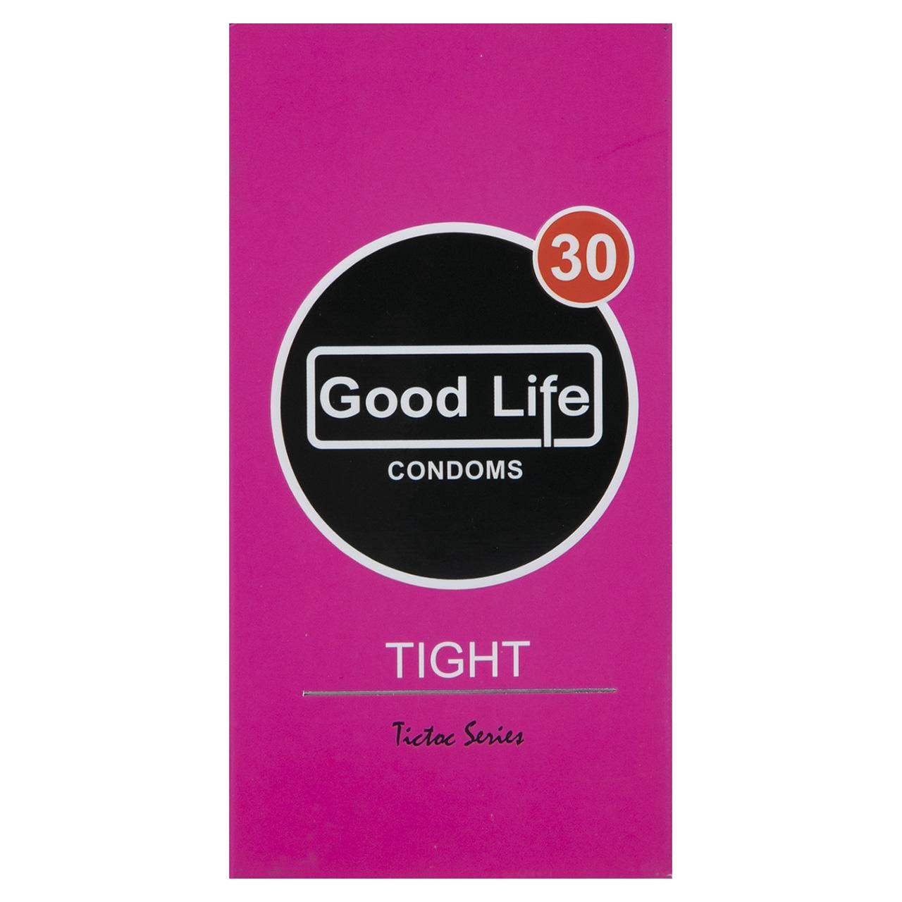 قیمت کاندوم گودلایف مدل Tight بسته 12 عددی