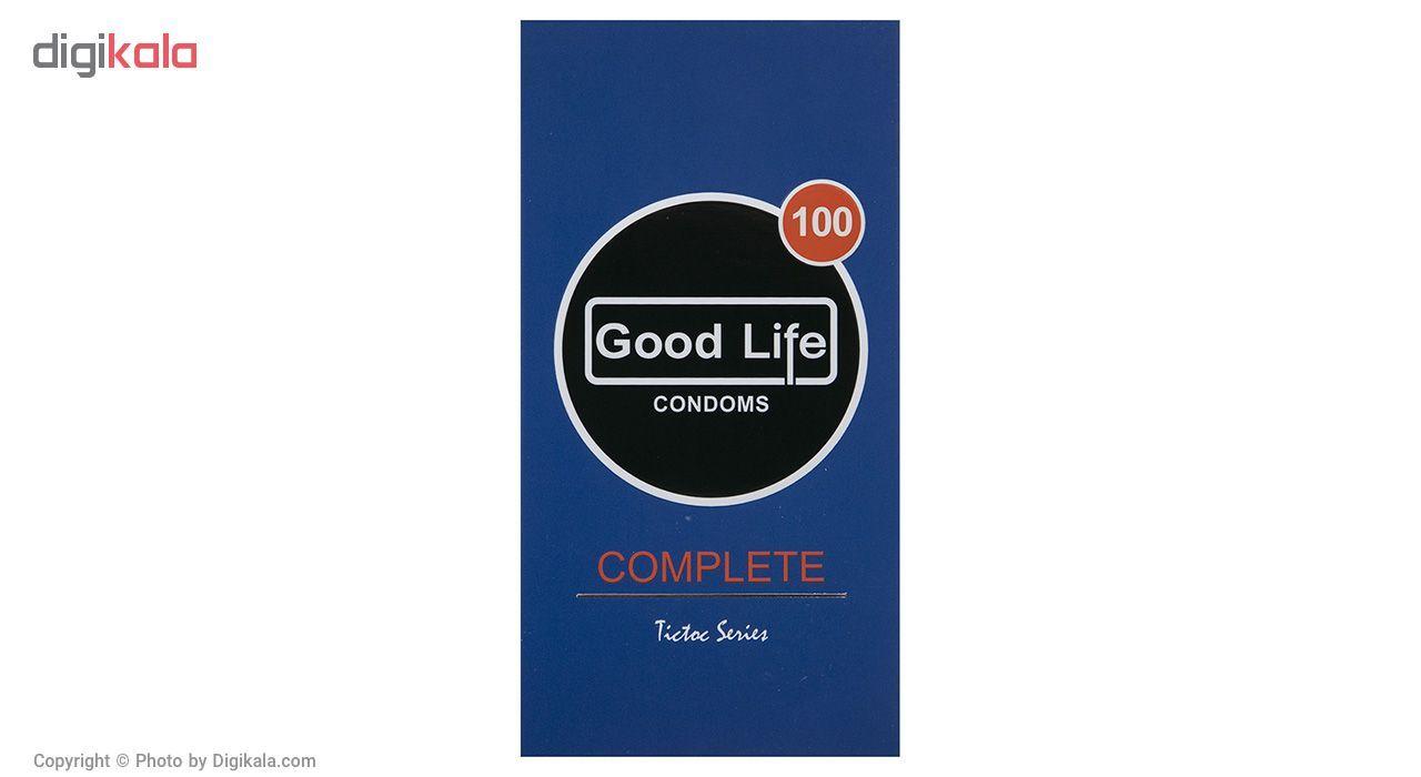 کاندوم گودلایف مدل Complete بسته 12 عددی main 1 1