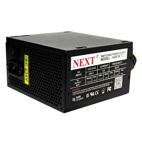 منبع تغذیه کامپیوتر نکست مدل 1400