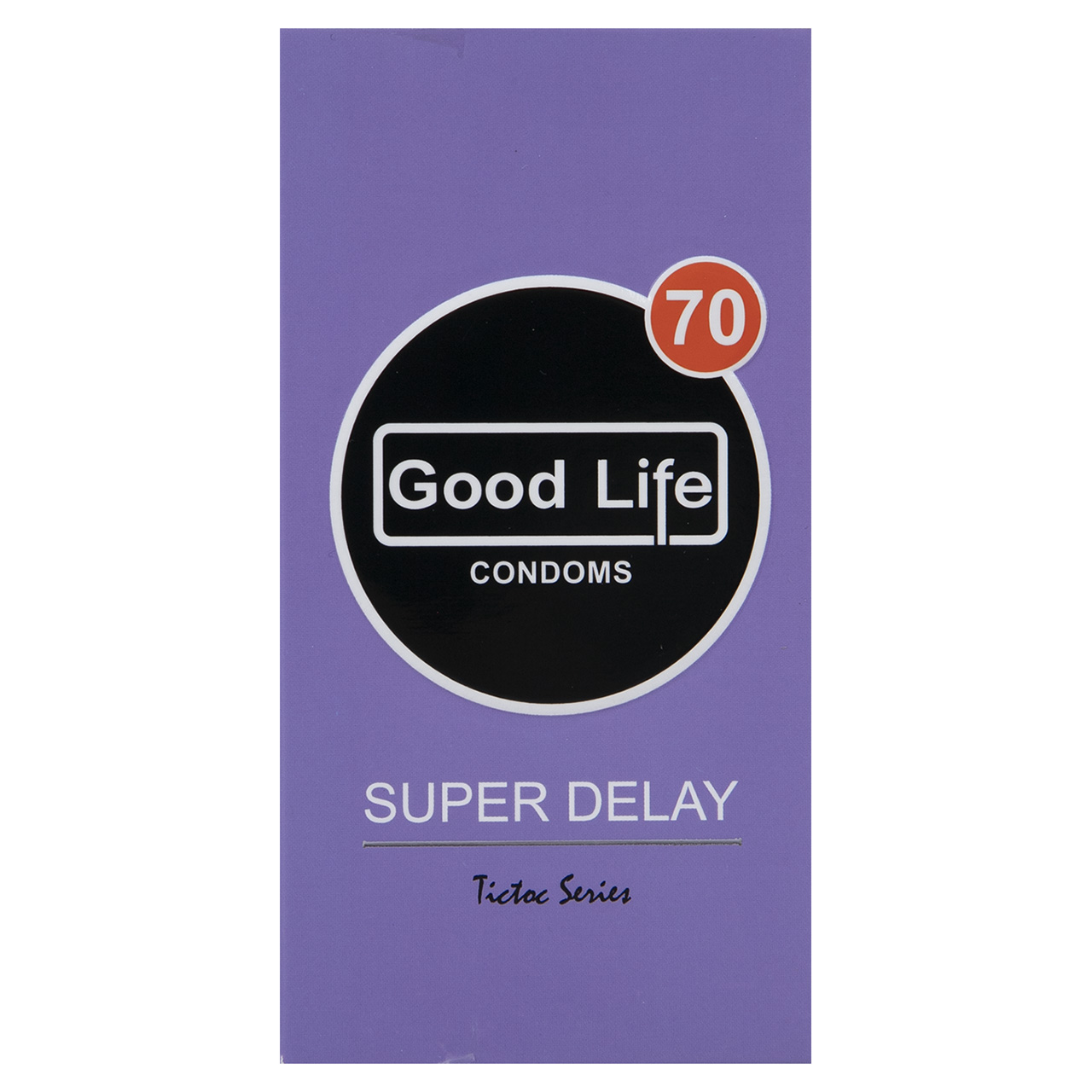 قیمت کاندوم گودلایف مدل Super Delay بسته 12 عددی