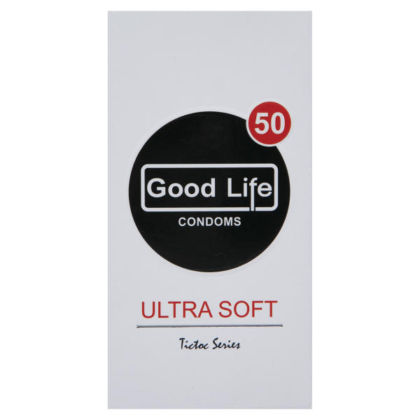 کاندوم گودلایف مدل Ultra Soft بسته 12 عددی