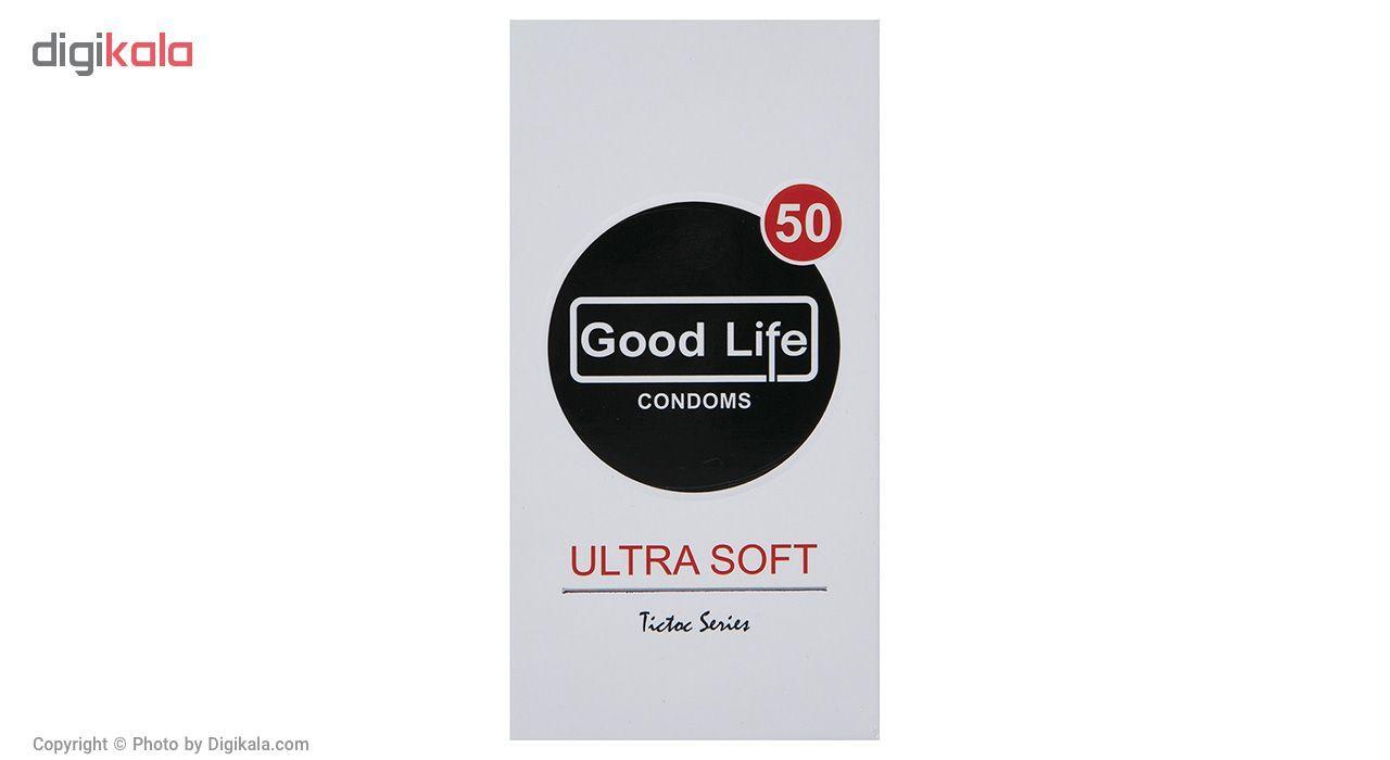 کاندوم گودلایف مدل Ultra Soft بسته 12 عددی main 1 1