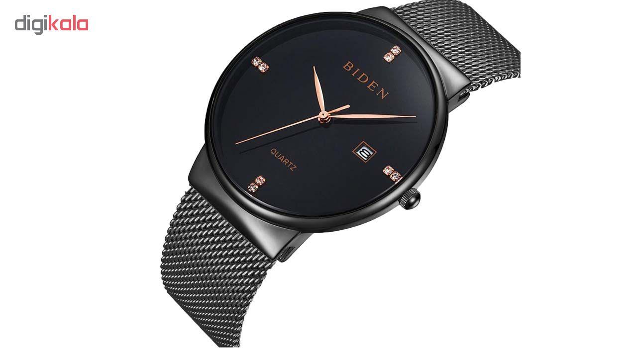 ساعت مچی عقربه ای مردانه بایدن مدل X000TKW45D