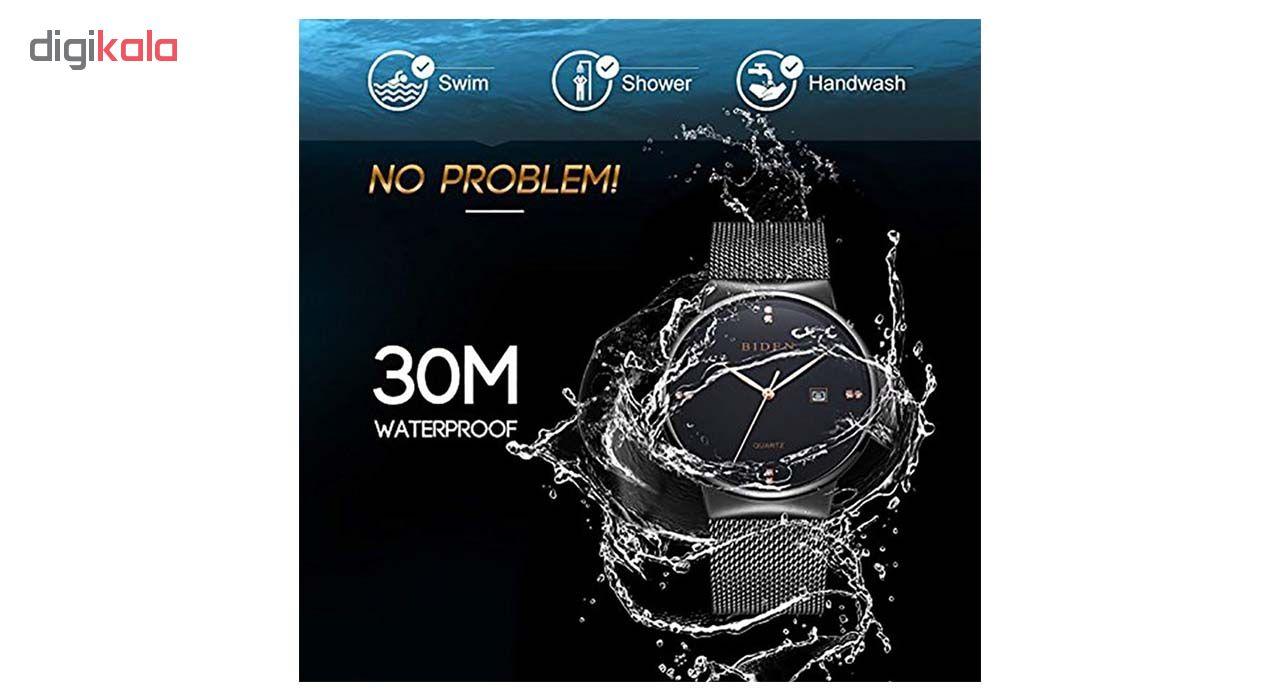 ساعت مچی  مردانه بایدن مدل X000TKW45D              اصل