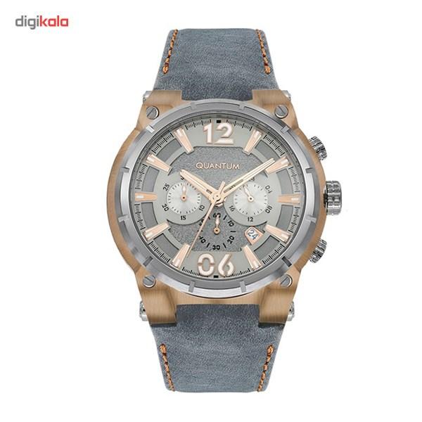 خرید ساعت مچی عقربه ای مردانه کوانتوم PWG407.466