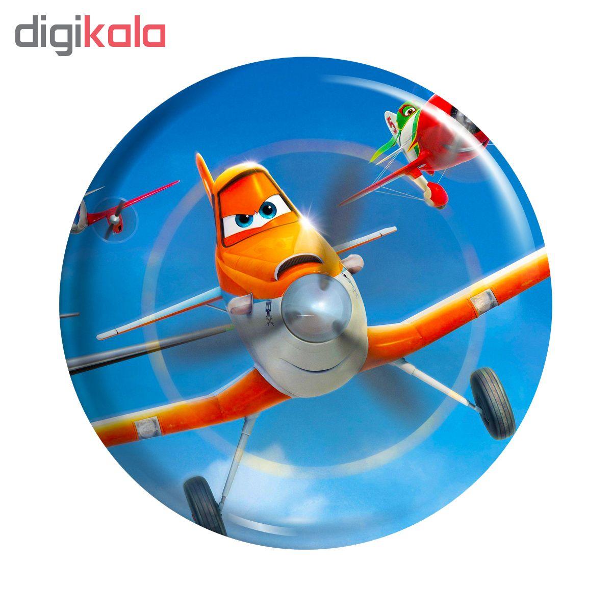 پیکسل تیداکس مدل کارتون هواپیما کد TiD076
