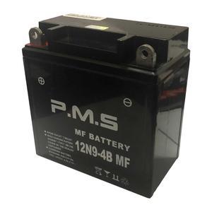 باتری موتور سیکلت پی ام اس مدل 12V9Ah مناسب برای پالس 180 و آپاچی