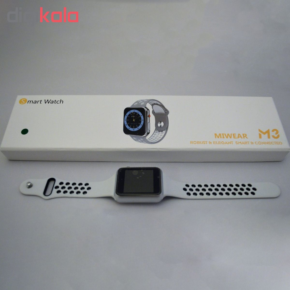 ساعت هوشمند مای ور مدل M3