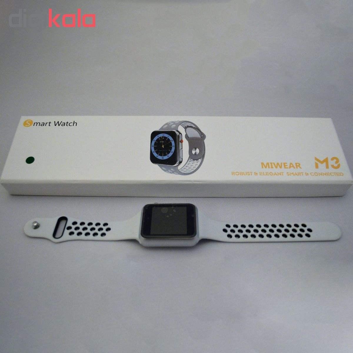 ساعت هوشمند مای ور مدل M3 main 1 4