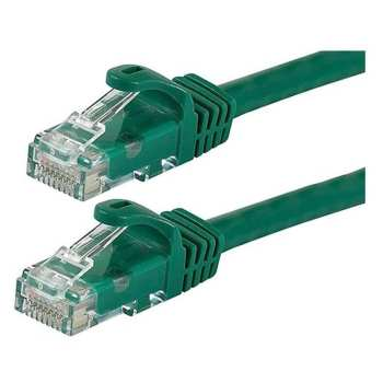 کابل شبکه CAT6 مدل NV5-6 رنگ سبز