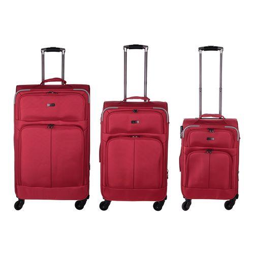 مجموعه سه عددی چمدان کامل مدل 6015