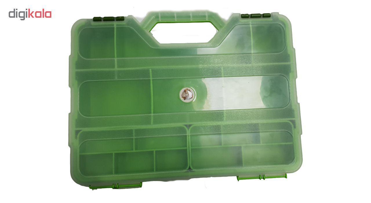 جعبه ابزار 21 محفظه مدل E10 main 1 3