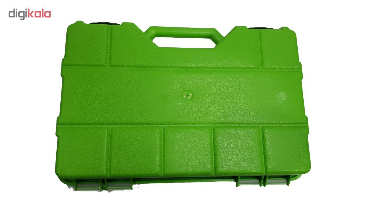 جعبه ابزار 21 محفظه مدل E10 main 1 4