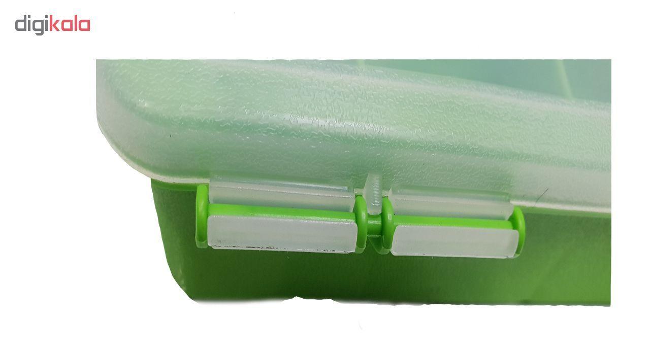 جعبه ابزار 21 محفظه مدل E10 main 1 5