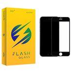 محافظ صفحه نمایش فلش مدل +HD مناسب برای گوشی موبایل اپل iPhone 7/8