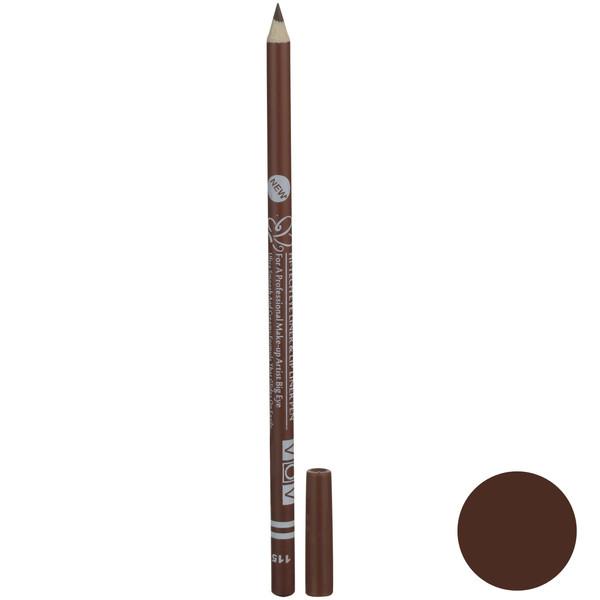 مداد چشم و لب وو شماره 115
