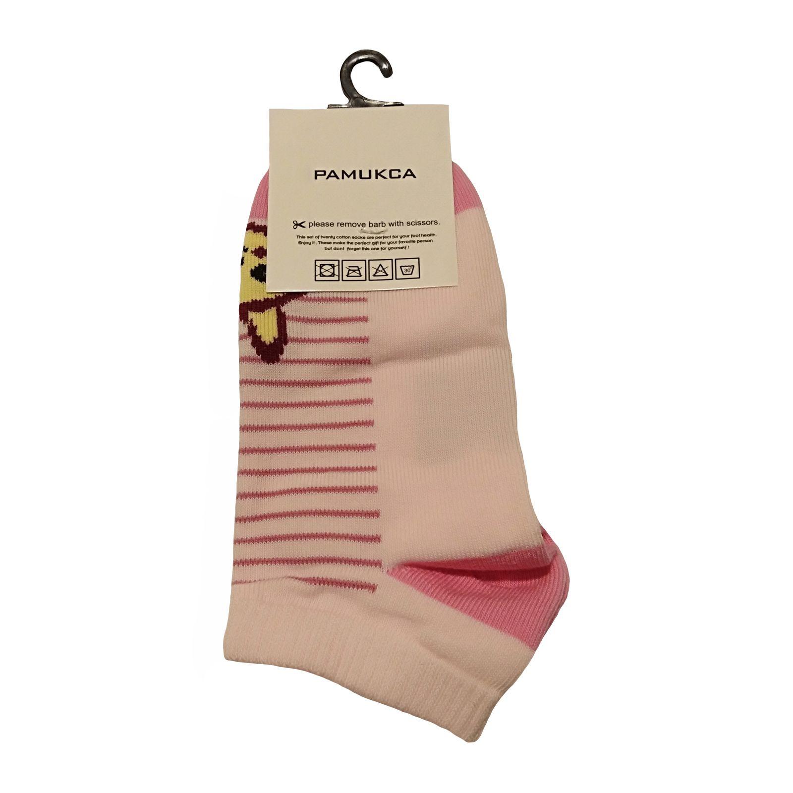 جوراب بچگانه پاموکا مدل A-6 -  - 3