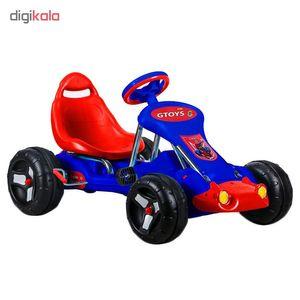 سه چرخه کودک جی تویز مدل A700  Kids Car Gtoys A700