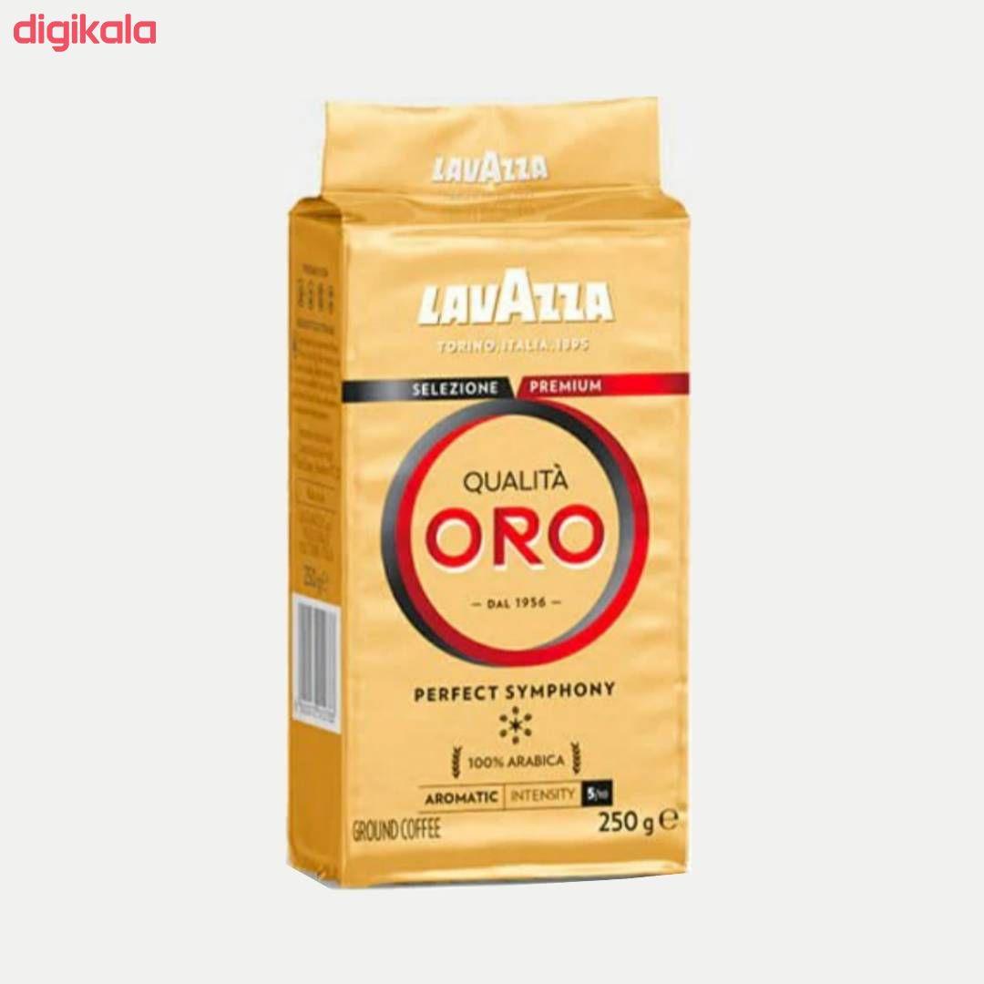 پودر قهوه کوالیتا اُورُو پرفکتسیمفونی لاواتزا - ۲۵۰ گرم main 1 1