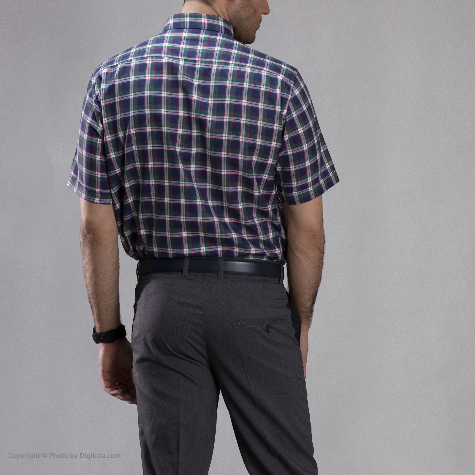 پیراهن مردانه زی مدل 1531228MC -  - 5