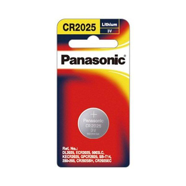 باتری سکه ای پاناسونیک مدل CR2025
