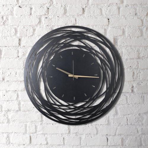 ساعت دیواری آتینو طرح Lotus سایز L