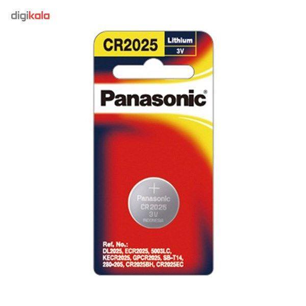باتری سکه ای پاناسونیک مدل CR2025 main 1 1