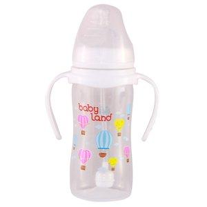 شیشه شیر بیبی لند کد 357 حجم 300 میلی لیتر