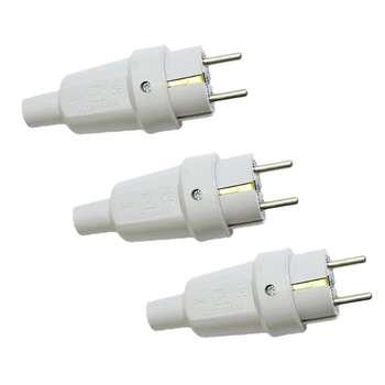 دوشاخه برق پارت الکتریک مدل 972 بسته 3 عددی