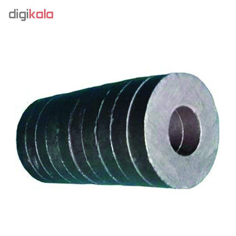 آهن ربا حلقه ای  مدل M100  بسته 30 عددی main 1 2