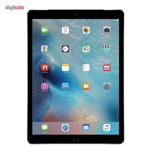 تبلت اپل مدل iPad Pro 12.9 inch 4G ظرفیت 128 گیگابایت  Apple iPad Pro 12.9 inch 4G 128GB Tablet