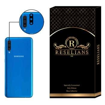 محافظ لنز دوربین سرامیکی رزلیانس مدل RBL مناسب برای گوشی موبایل سامسونگ Galaxy A50