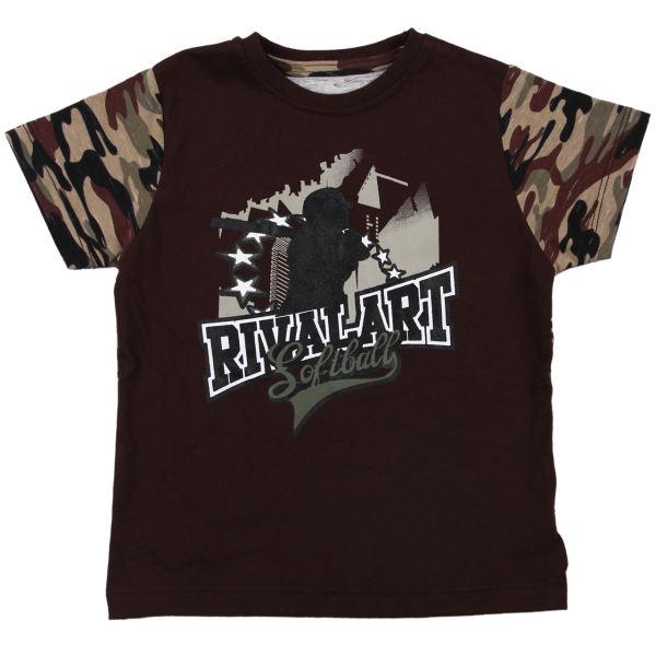 تی شرت پسرانه مدل Comando کد TRJ-1096-DLGHT-T161-162