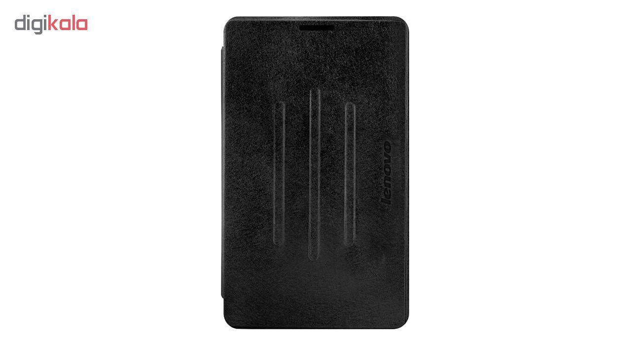 کیف کلاسوری مدل دکور مناسب برای تبلت لنوو  Tab 4 8 main 1 1