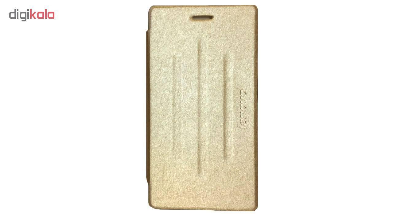 کیف کلاسوری مدل دکور مناسب برای تبلت لنوو  Tab 4 8 main 1 4