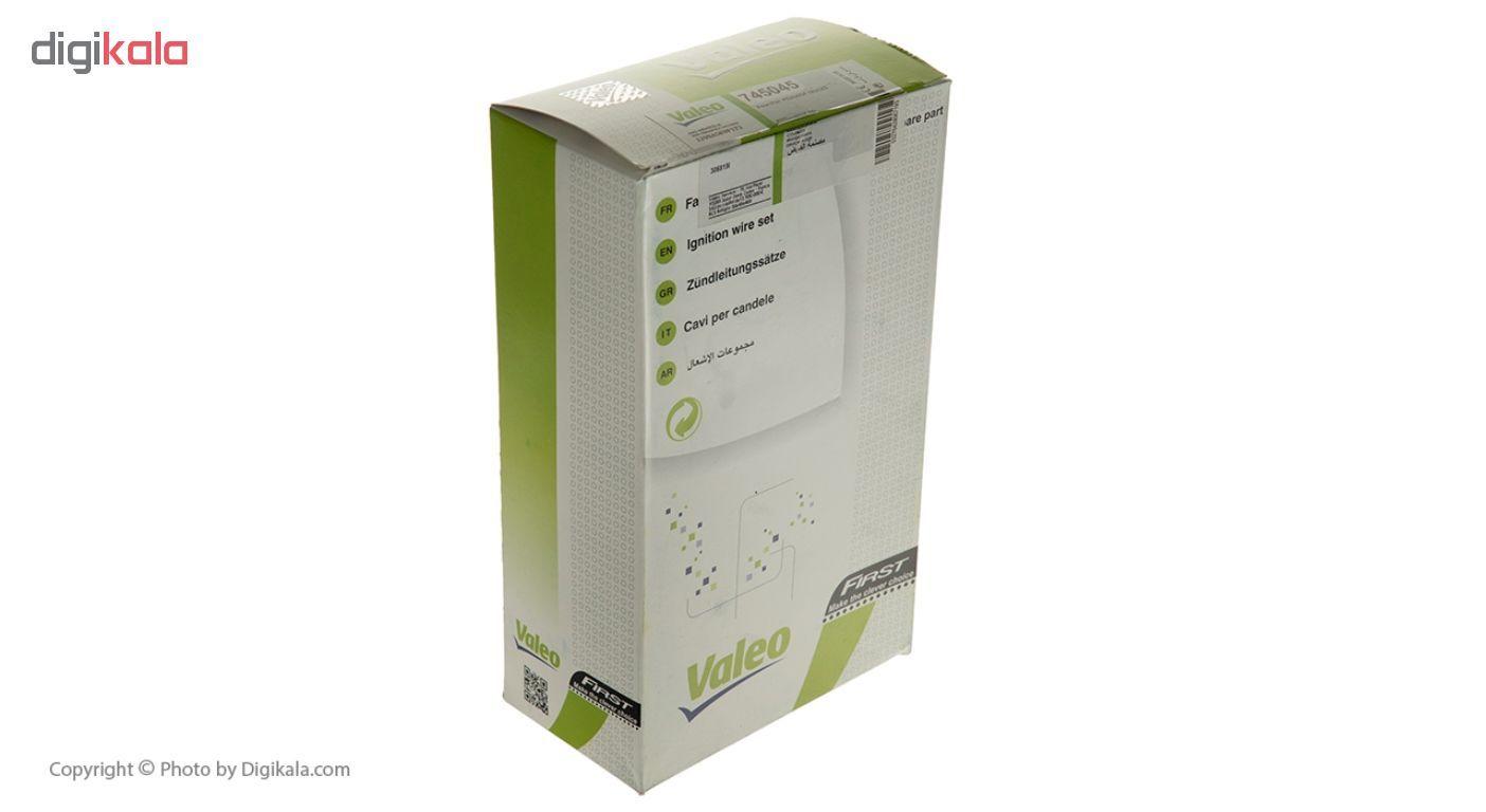 وایر شمع والئو مدل 01 مناسب برای پژو 206 تیپ 5 بسته 4 عددی main 1 1