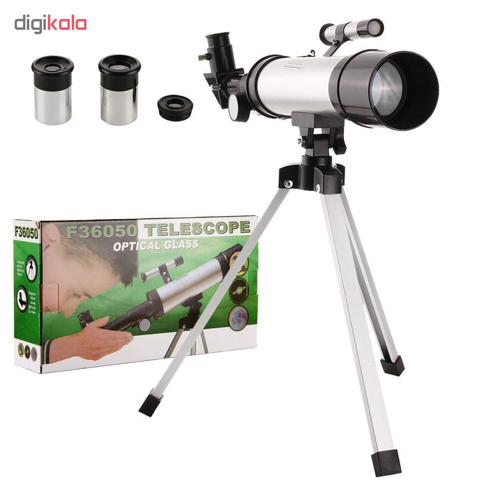 تلسکوپ اپتیکال مدل f36050