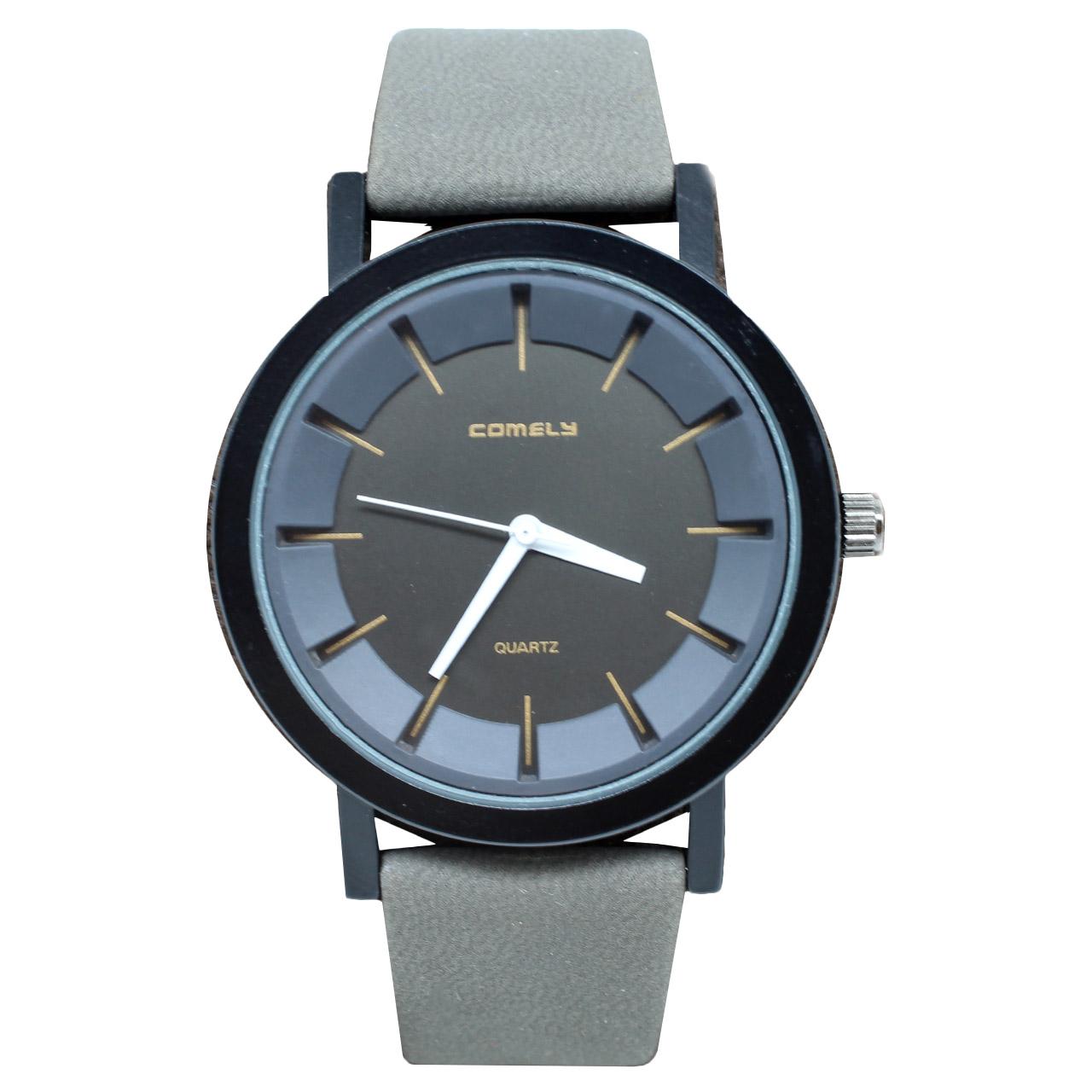 کد تخفیف                                      ساعت مچی عقربه ای کملی مدل KW-008