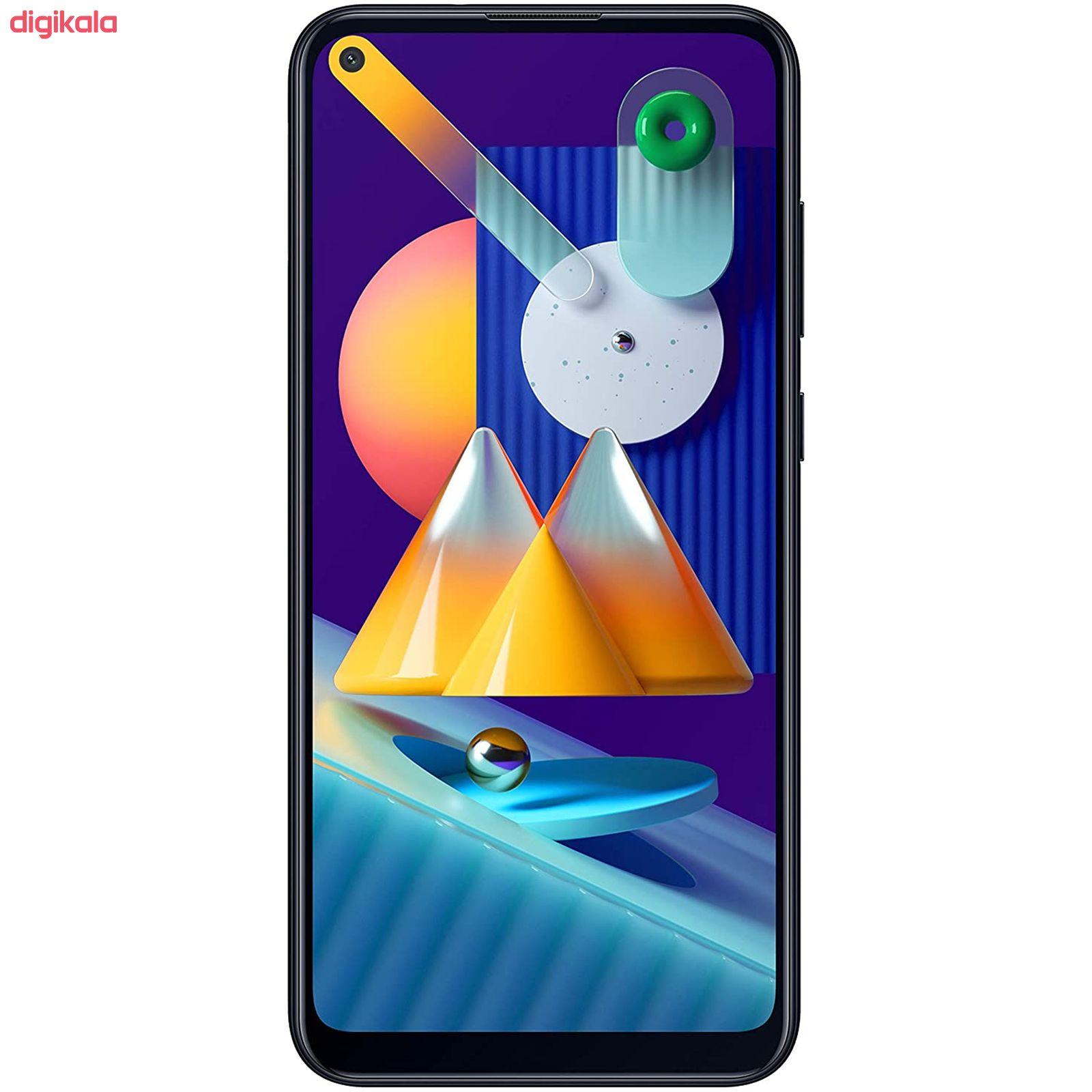 گوشی موبایل سامسونگ مدل  Galaxy M11 SM-M115F/DS دو سیم کارت ظرفیت 32 گیگابایت main 1 1