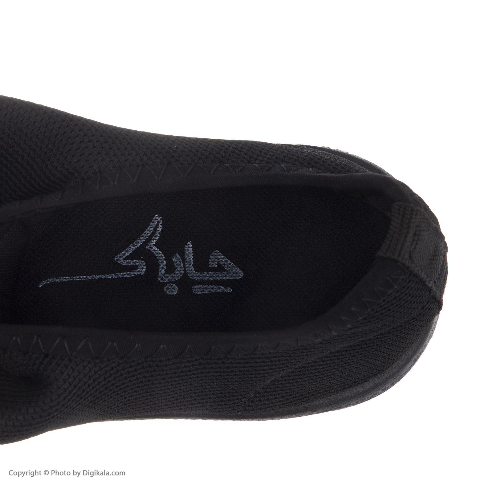 کفش راحتی چابک مدل رامش رنگ مشکی -  - 6