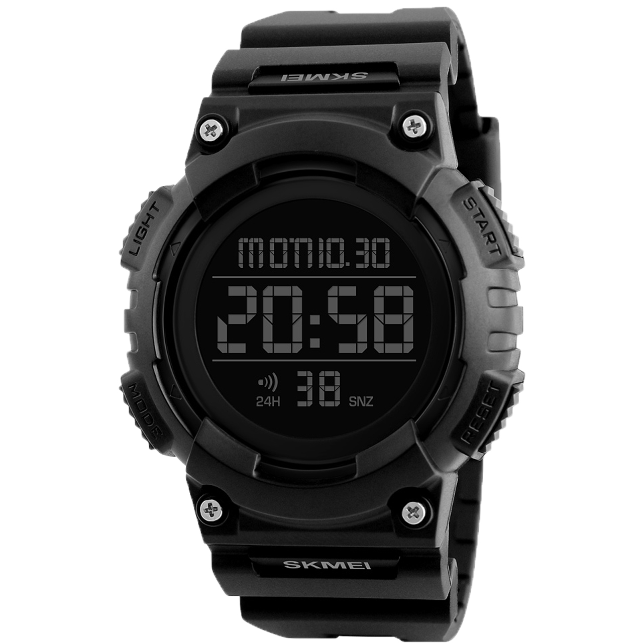 ساعت مچی دیجیتال مردانه اسکمی مدل 1248 15