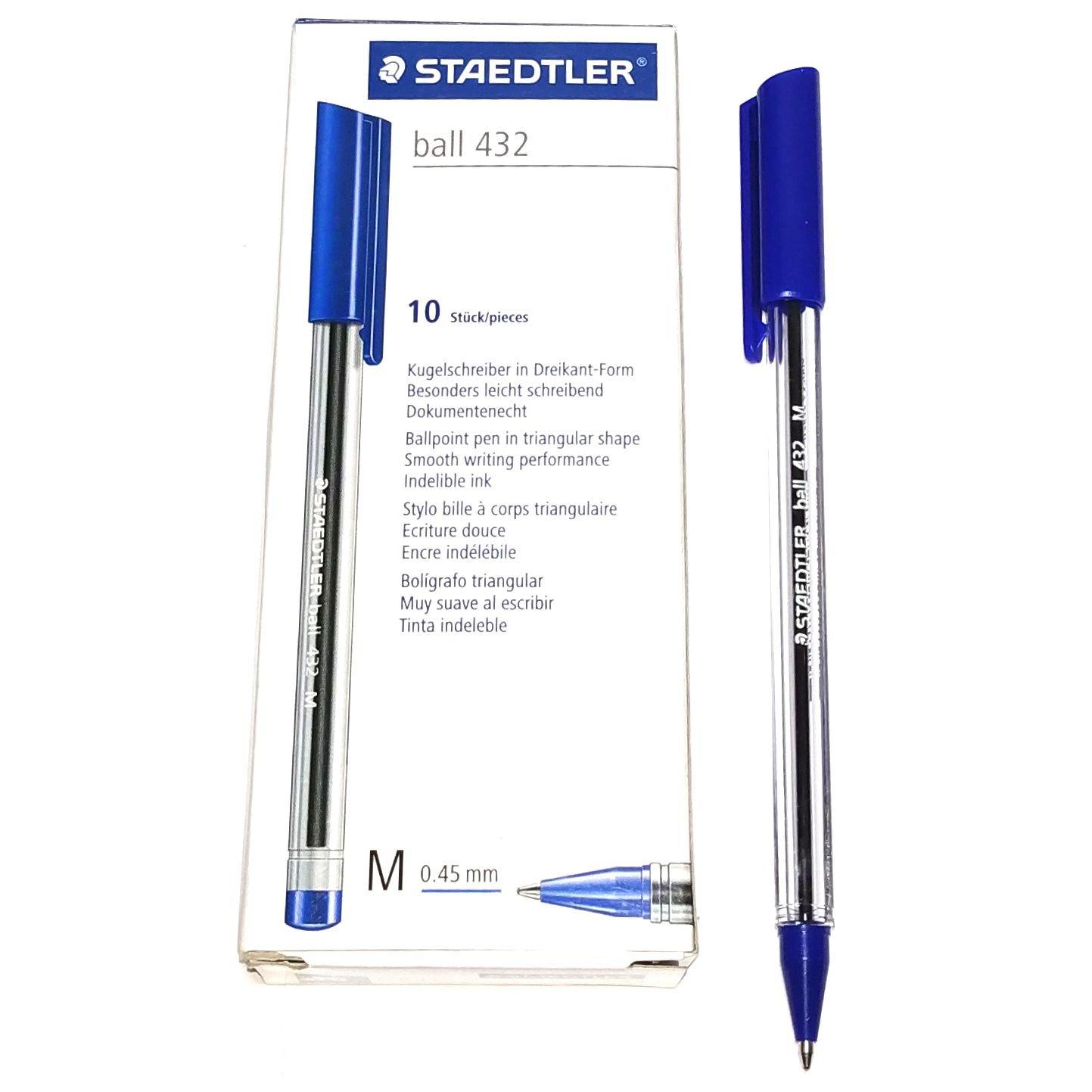خودکار استدلر مدل ball 432 M بسته 10 تایی