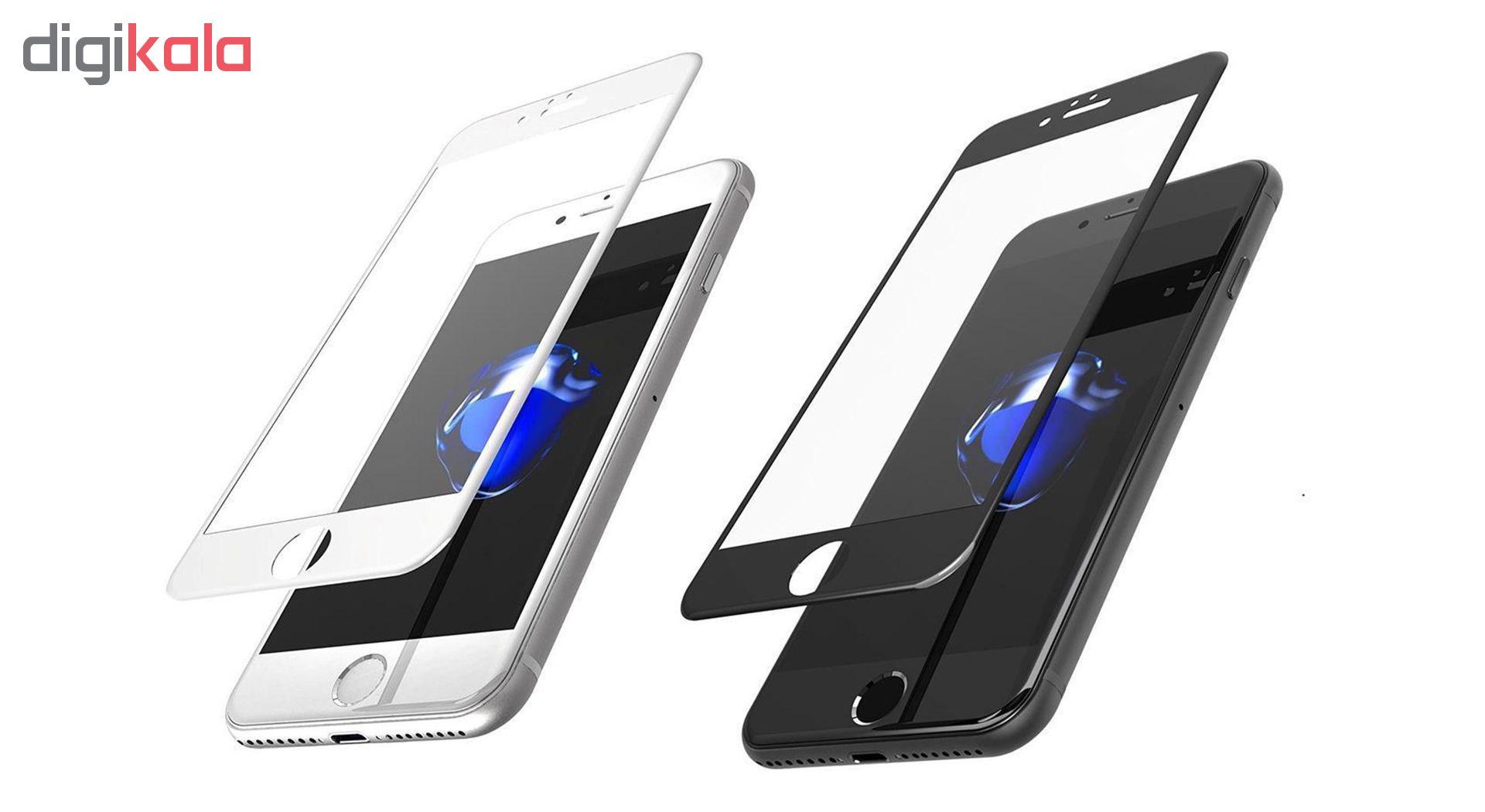 محافظ صفحه نمایش گلدن ایگل مدل 5D Expert Shield مناسب برای گوشی اپل آیفون  7/8 main 1 6