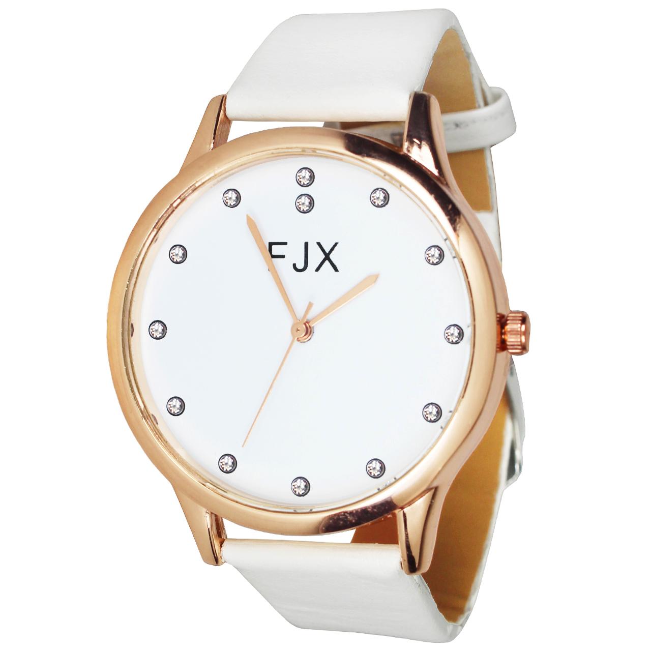 خرید ساعت مچی عقربه ای زنانه اف جی ایکس مدل P5-2
