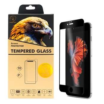 محافظ صفحه نمایش گلدن ایگل مدل 5D Expert Shield مناسب برای گوشی اپل آیفون  6/6S