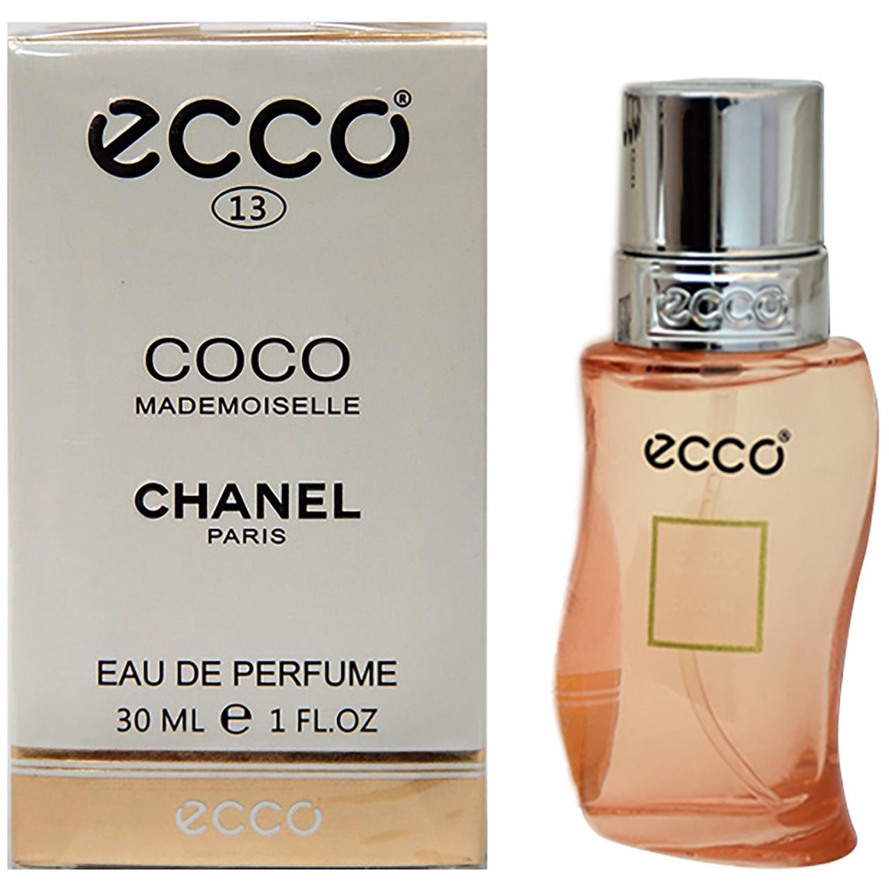 ادوپرفیوم زنانه اکو مدل COCO Mademoiselle CHANEL