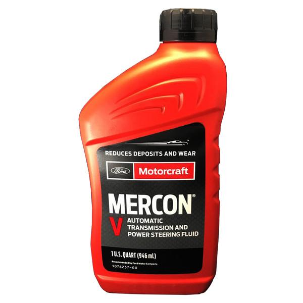 روغن گیربکس موتورکرافت مدل Mercon V حجم 1 لیتر