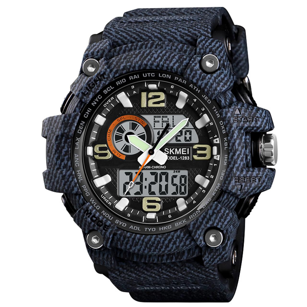 ساعت مچی مردانه اسکمی مدل 1283Md