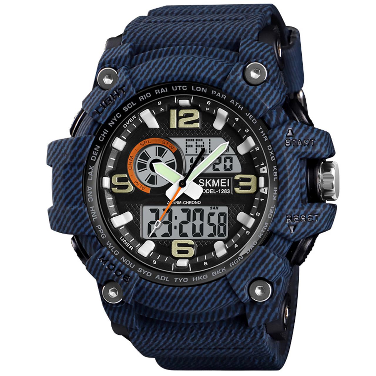 ساعت مچی  مردانه اسکمی مدل 1283Ad