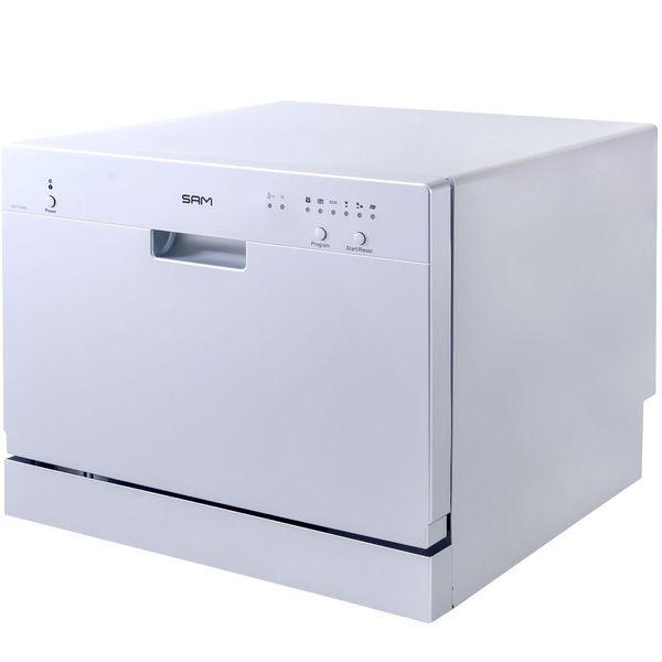 ماشین ظرفشویی رومیزی سام مدل T1305 | SAM T1305 Countertop Dishwasher